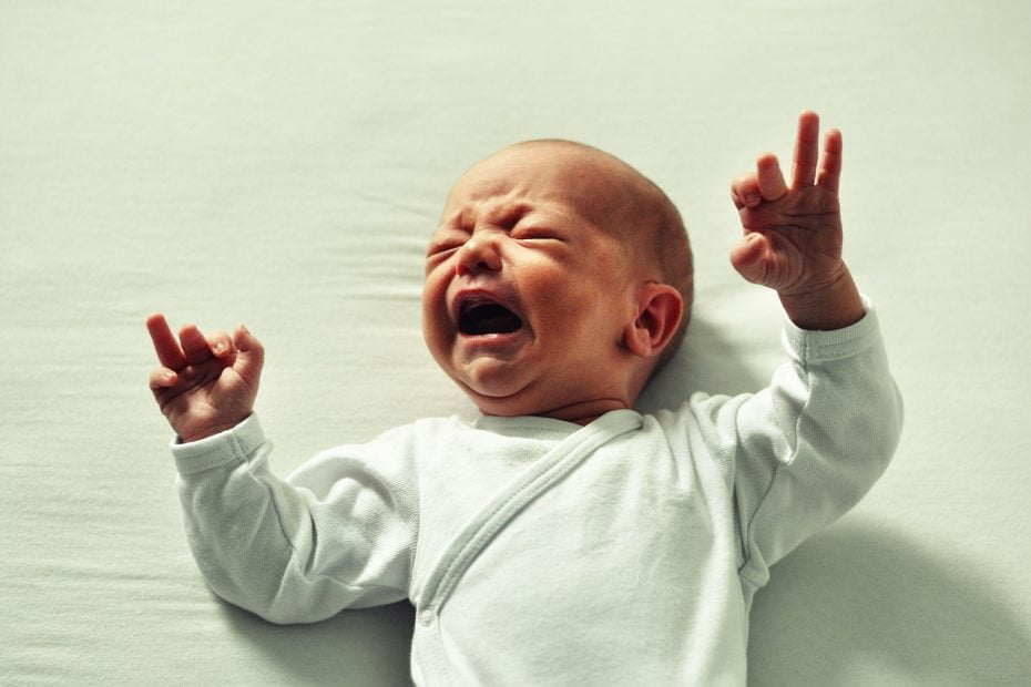 Learn What A Crying Baby Want With MEIDE!